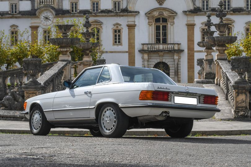 Mercedes sl280 cabrio