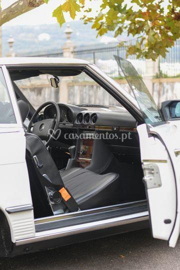 Mercedes sl 280 cabrio