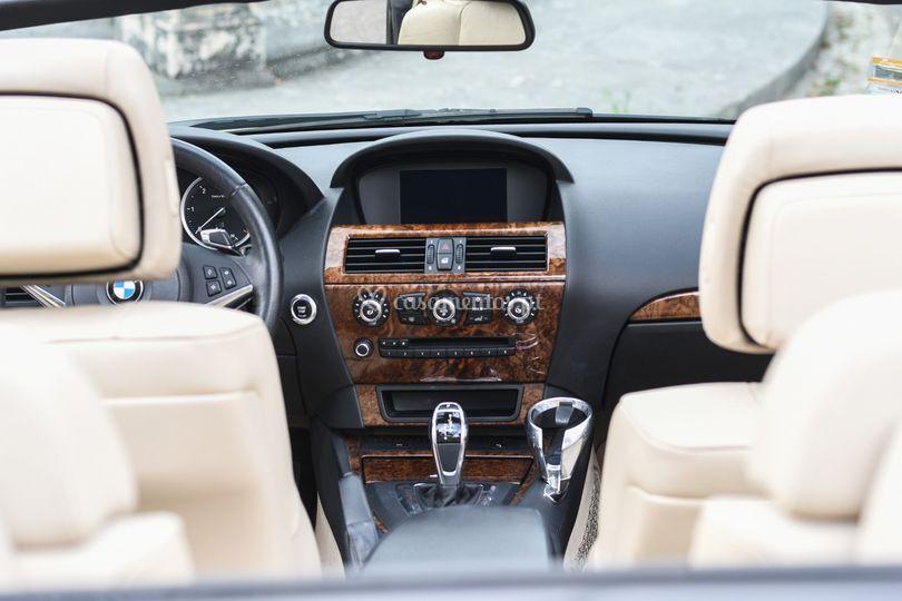 BMW 635 cabriolet