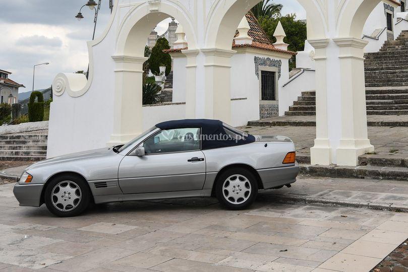 Mercedes sl500 cabrio