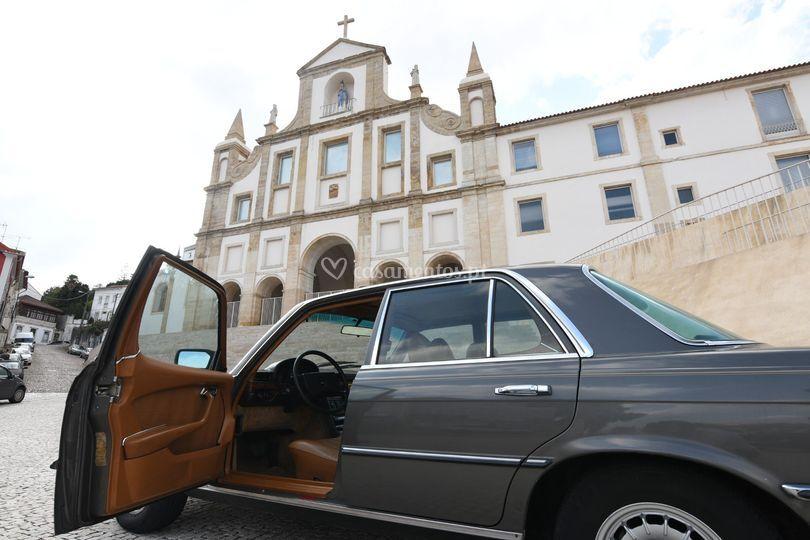 Mercedes 300SD de 79