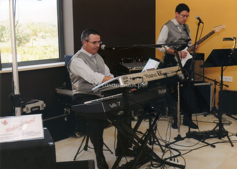 Duo Musical Band
