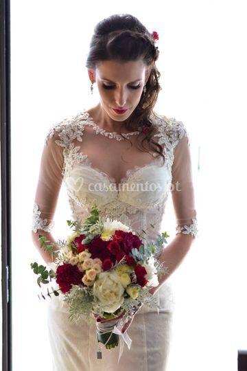 Noiva Filipa Ribeiro