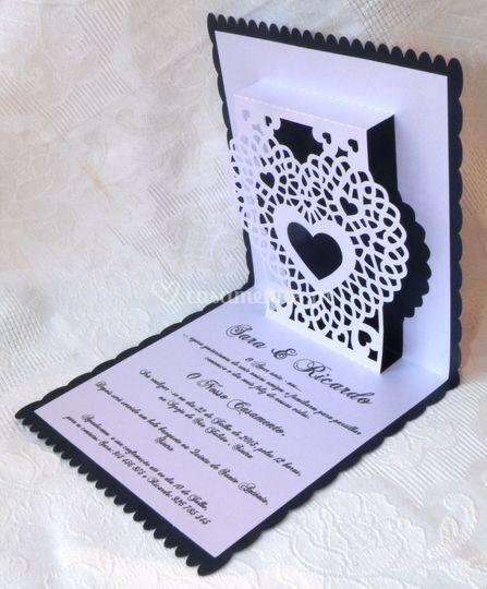 Convite 3D
