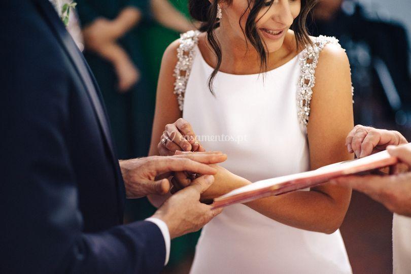Cerimónia casamento