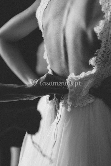 Preparação noiva