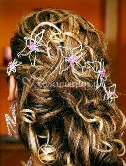 Detalhe cabelos
