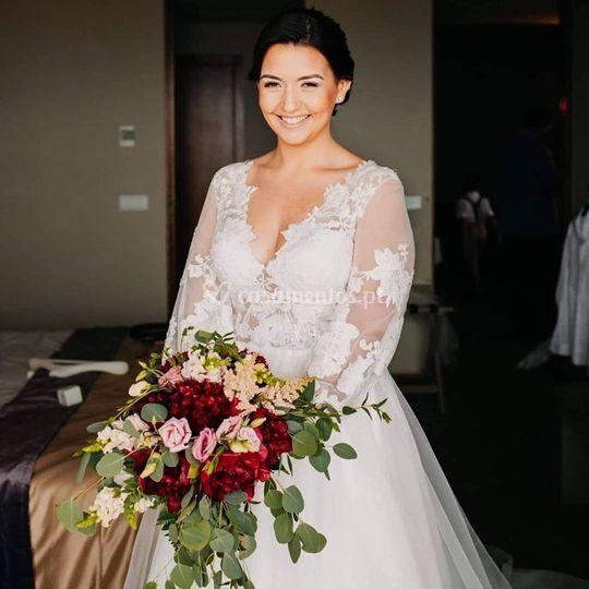 Bouquet noiva boho