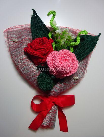 Rosas para decoração