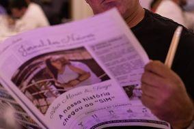 Jornal dos Noivos by Anita