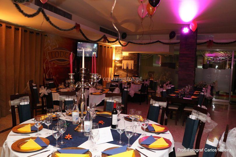Lodge Restaurante