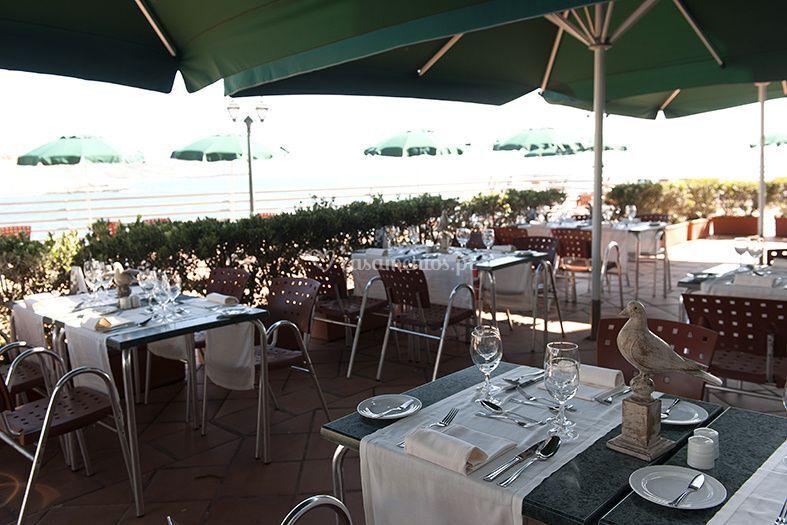Restaurante - esplanada