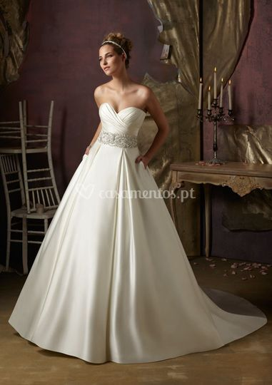 Vestido noiva 4969