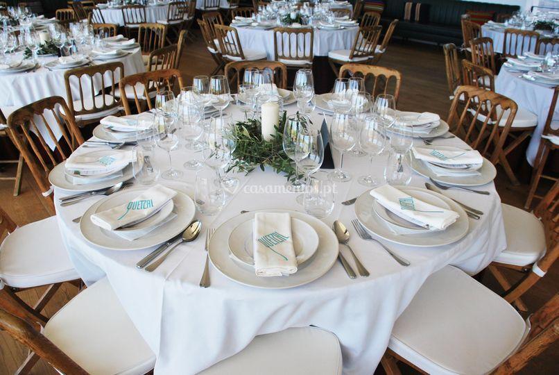 Set mesa