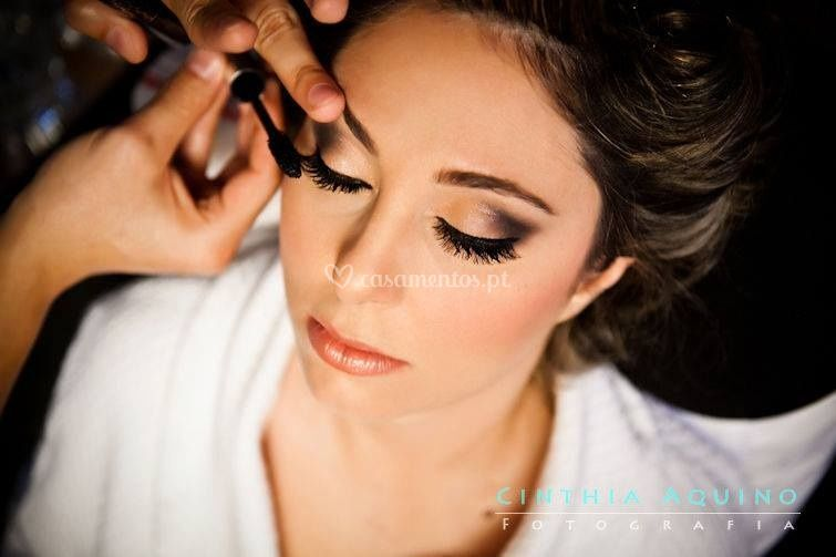 Make up noiva 2015