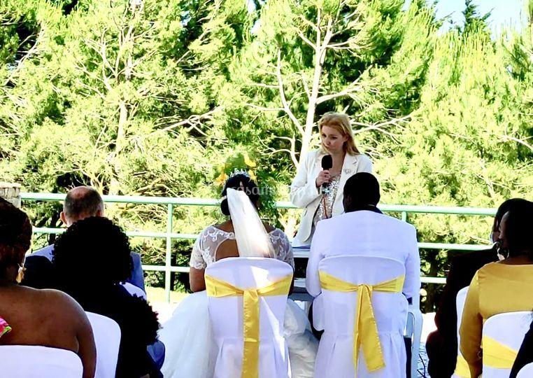 Fiory Wedding Celebrant