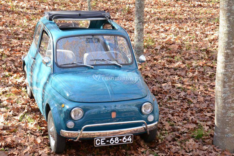 69 Fiat 500F