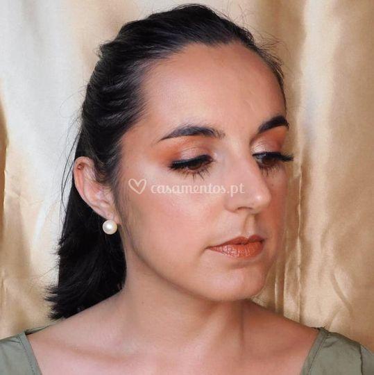 Marília torres makeup