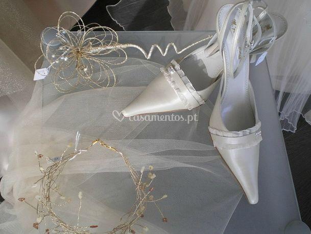 Sapatos incomparáveis