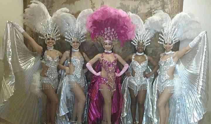 Show de Samba Glamour