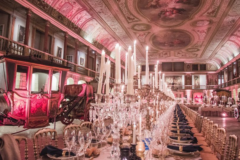 Luxury party planner Lisbon