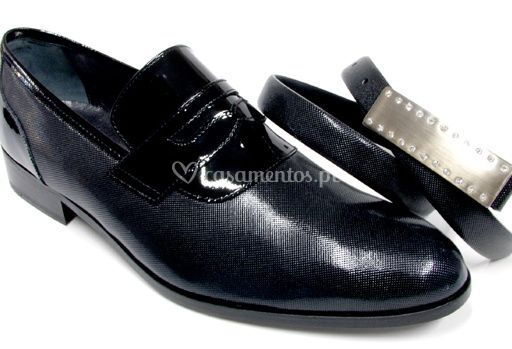 Diversidade de sapatos