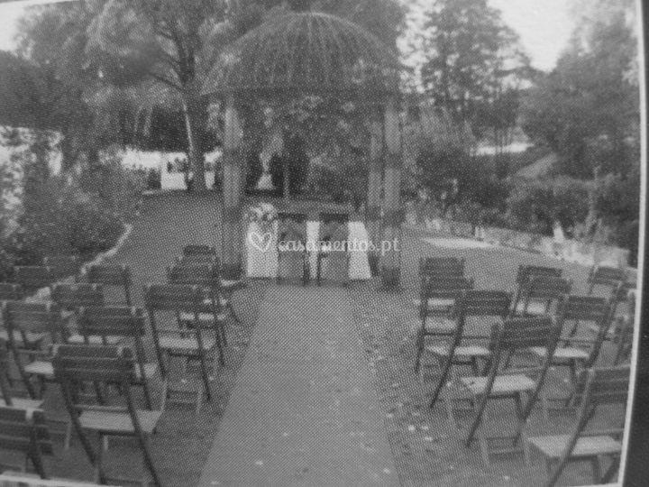 Cerimónias Civis ao ar livre