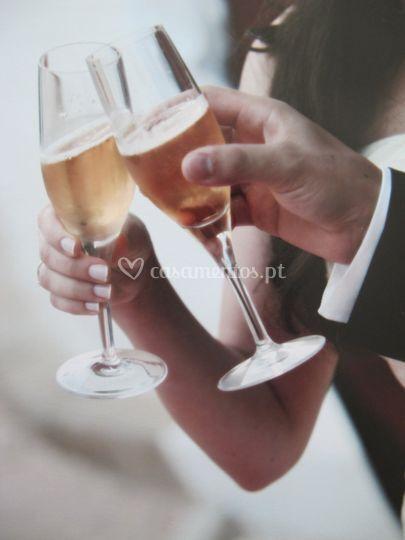 Recepção e cocktail