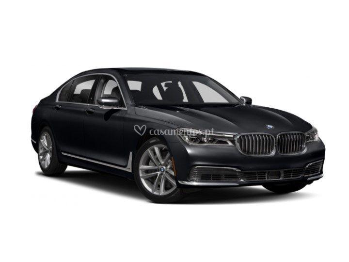 BMW 750 D