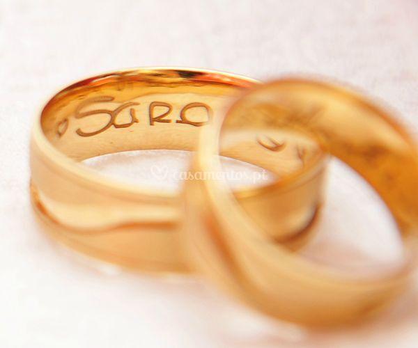 Aneís do casamento