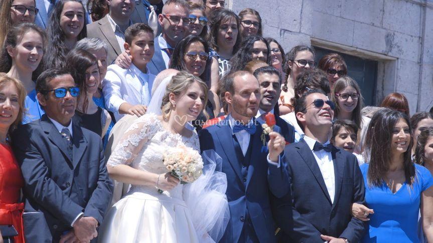 Casamento olá na sua festa