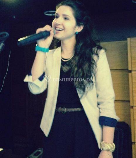 A cantora