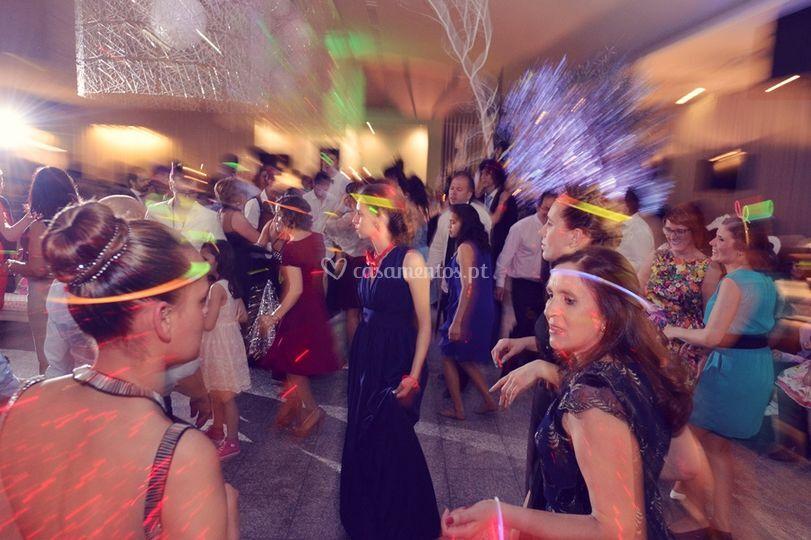 Animação baile