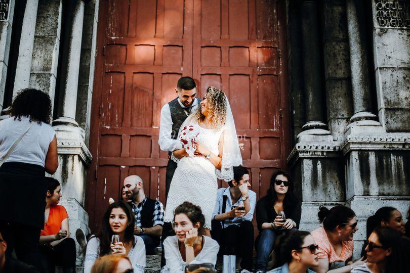 Sessão Casamento