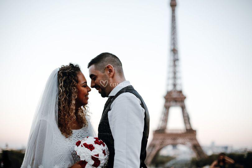 Sessão Casamento Paris