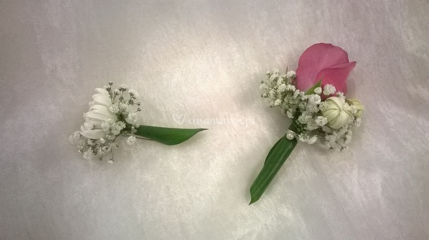 Boutonnieres.