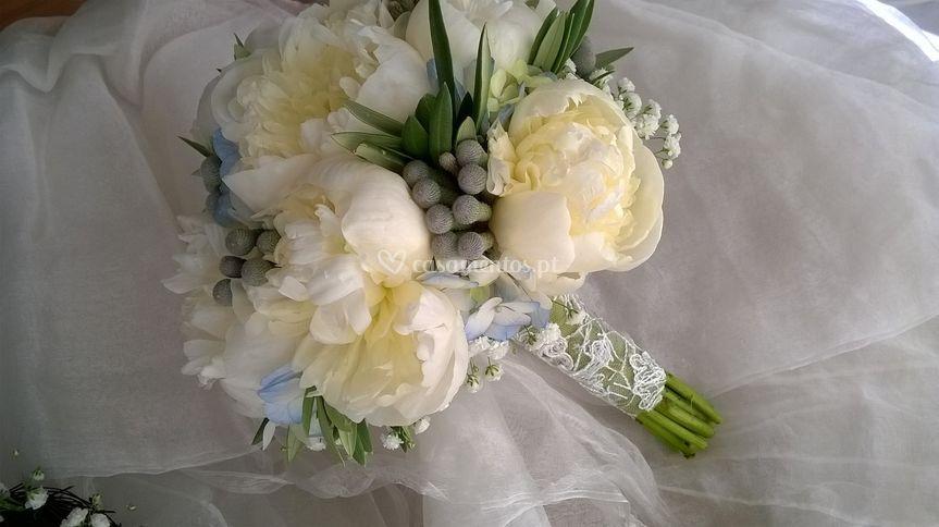 Detalhe bouquet.