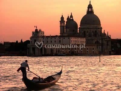 Uma cidade romántica