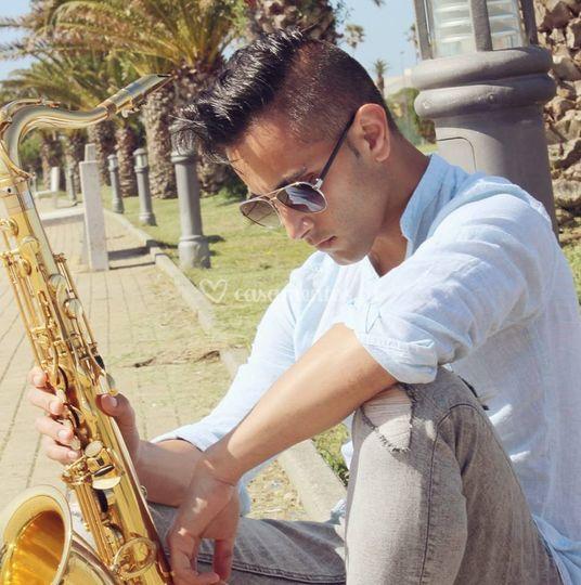 Joel Ferreira sax