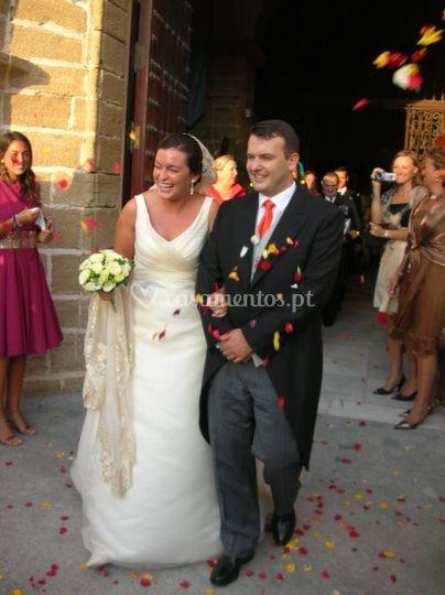 Casamentos religiosos e civis