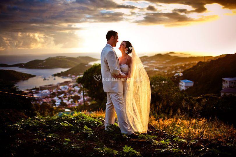 Casamentos únicos organizados por uma empresa única