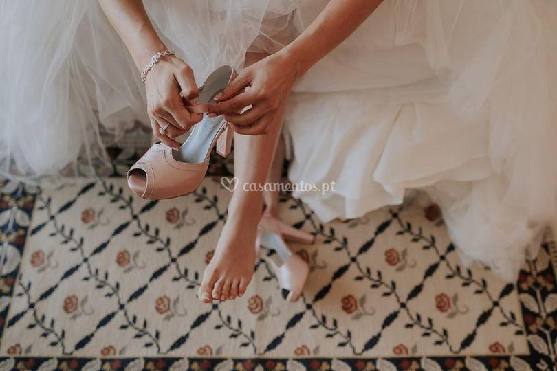 Perfil shoes, momentos certos