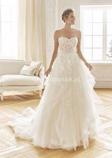 La sposa 2019 modelo benidorm