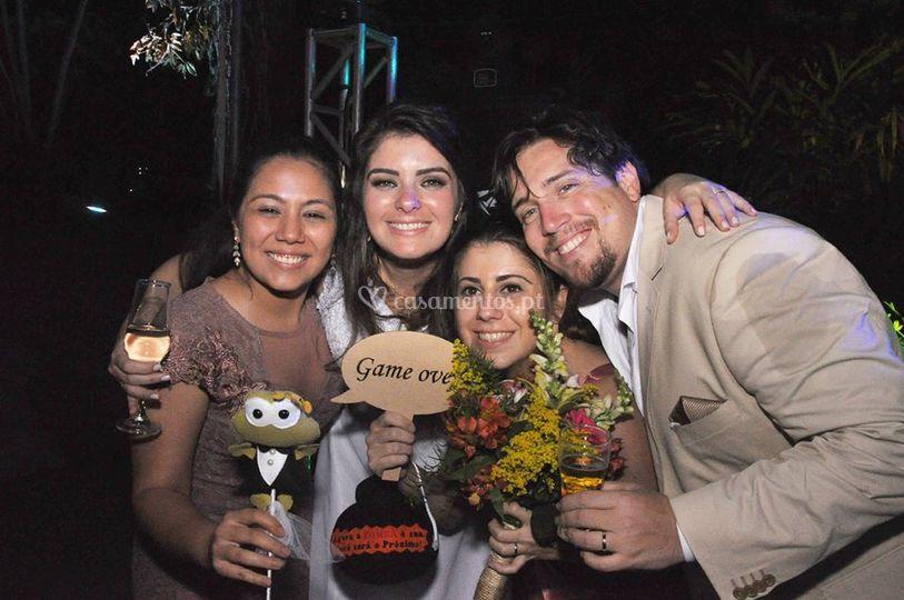 Casamento Ananda e Wagner