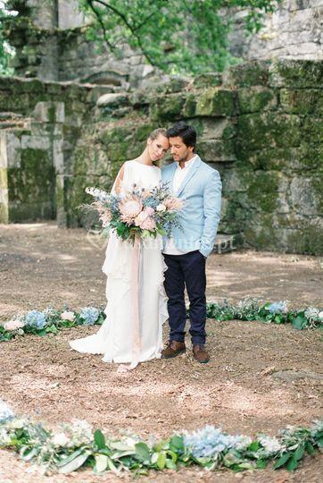 Casamento a dois - decoração