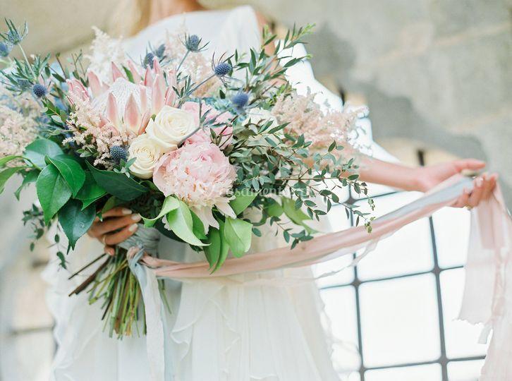 Casamento a dois - bouquet
