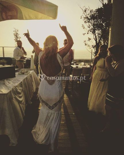Sunset weddings aloha