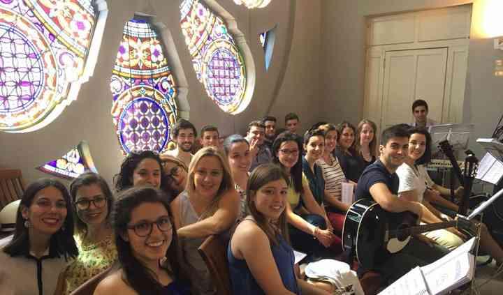 Grupo de Jovens Emanuel de Fajões