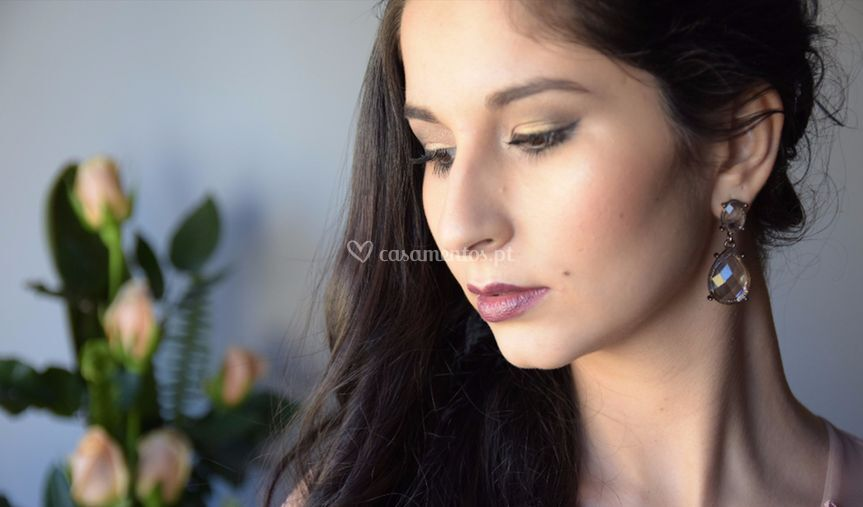 Soft and Gentle makeup