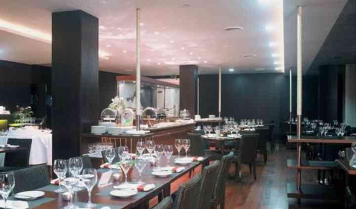 Salão para banquete
